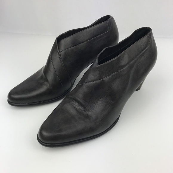 f41d2e381 Filippo Raphael Shoes | Soft Brown Leather Heels Size 8 Made In ...